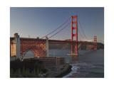 Golden Gate Bridge North View 2 Photographic Print by Henri Silberman