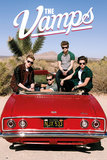 The Vamps - Car Prints
