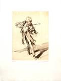 Maestro Sammlerdruck von Claude Weisbuch