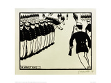 At Twenty Years of Age Giclee Print by Félix Vallotton