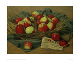Apples Giclee Print by Félix Vallotton