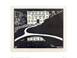 The Night Giclee Print by Félix Vallotton