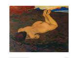 Bather 1897 Giclee Print by Félix Vallotton