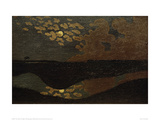 Moonlight/Fantasy Giclée-Druck von Félix Vallotton