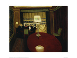 Le Poker Giclee Print by Félix Vallotton