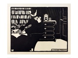 The Cogent Reason Giclee Print by Félix Vallotton