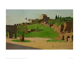 Forum Romanum Giclee Print by Félix Vallotton