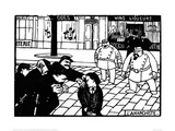 The Anarchist Giclee Print by Félix Vallotton