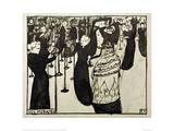 La Modiste Giclee Print by Félix Vallotton