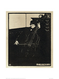 Le Violoncelle Giclee Print by Félix Vallotton