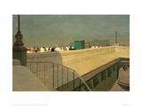 The Pont Neuf Giclée-Druck von Félix Vallotton