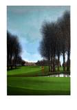 Le Baltusrol, New Jersey Collectable Print by Jacques Deperthes