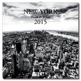 New York Black and White 2015 Wall Calendar Calendriers
