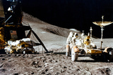 Moon Landing Poster Photo