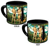 Adam and Eve Mug Mug