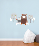 Yuri at the Park Wall Decal Wall Decal