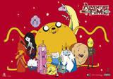 Adventure Time Desk Mat Novelty