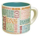 First Lines Literature Mug Mug