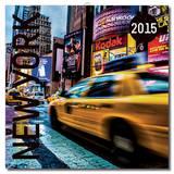 New York 2015 Wall Calendar Calendars