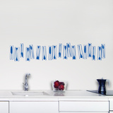 Paddel Wall Decal Wall Decal