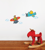 Quackety Flight Wall Decal Wall Decal