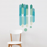 Aalto Wall Decal Wall Decal
