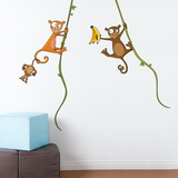 Kiki's family Wall Decal Wall Decal