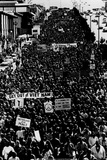 Vietnam War Protest 1973 Poster Photo