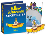 The Beatles - Yellow Submarine Sticky Notes Stationary