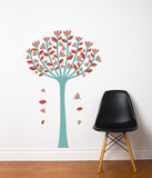 Spring Tree Wall Decal Wall Decal