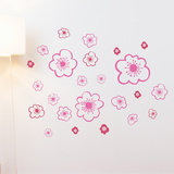 Belle Wall Decal Wall Decal