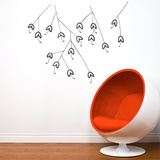 Bouquet Wall Decal Wall Decal