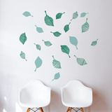 Strim (green) Wall Decal Wall Decal