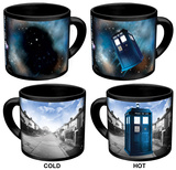 Doctor Who - Tardis Mug Taza