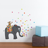 Party Time Wall Decal Wall Decal