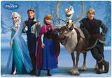 Disney Frost Skrivebordsunderlag Originalt