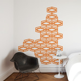 Vintage Wall Decal Wall Decal