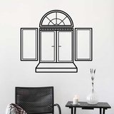 Bedford Avenue Wall Decal Wall Decal