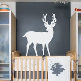 Deer Wall Decal Wall Decal