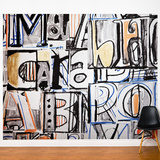 Graffiti Wall Decal Wall Decal