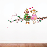 Time of the Cherries Wall Decal Wall Decal