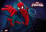 Spiderman Desk Mat Desk Mat
