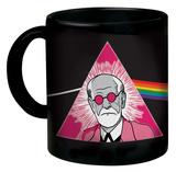 Pink Freud Mug Mug