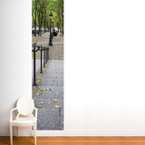 Montmartre  Wall Decal Wall Decal