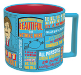 Kurt Vonnegut Mug Mug