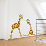 Giraffe Baby Boys Wall Decal Wall Decal