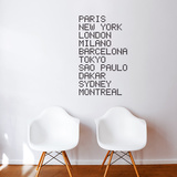 Airport Wall Decal Wall Decal