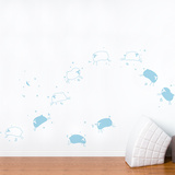 Baby Sheep Wall Decal Wall Decal