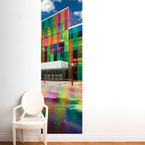 The Palace of Colors Wall Decal Wall Decal
