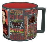Edgar Allan Poe Mug Mug